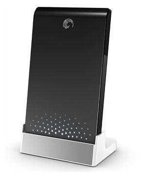 ฮาร์ดไดรฟ์พกพา Seagate FreeAgent 500 GB (BLACK)