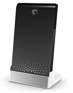 ฮาร์ดไดรฟ์พกพา Seagate FreeAgent 320 GB (WHITE)