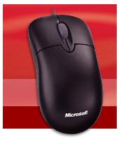 เมาส์ Microsoft Basic Optical Mouse