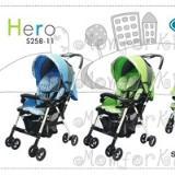 รถเข็นเด็ก Capella Baby Stroller Hero C-S258-11