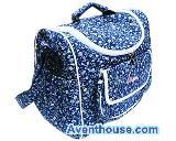 กระเป๋าใส่สัมภาระ สีน้ำเงิน