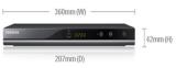 เครื่องเล่นดีวีดี Samsung DVD-C350K/TSE