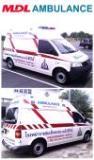 รถตู้พยาบาล