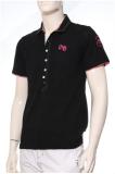 เสื้อ Polo shirt SD-111 BK
