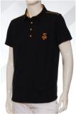 เสื้อ Polo shirt SD-114 BK