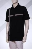เสื้อ Polo shirt A5-BK