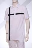 เสื้อ Polo shirt A5-WH