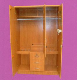 โครงตู้เสื้อผ้า 120 ซม. (2)