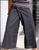 กางเกงผ้า TC ขายาว