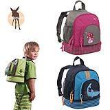 กระเป๋าเป้สำหรับเด็ก Lassig