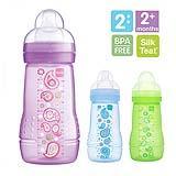 ขวดนม BPA free 9.5 ออนซ์