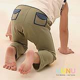 เสื้อผ้าเด็ก NuNu-PlayPants Felt Pocket