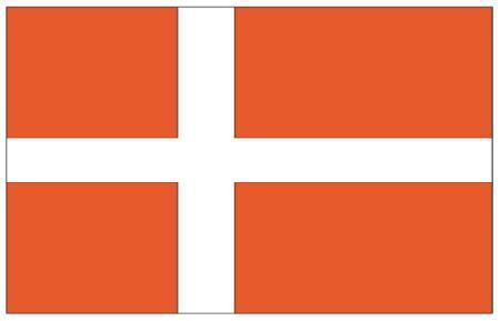 ธงชาติเดนมาร์ก