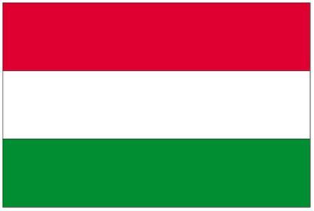ธงชาติฮังการี