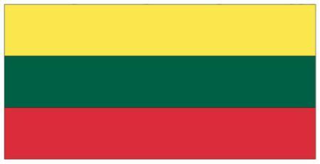 ธงชาติลิธัวเนีย
