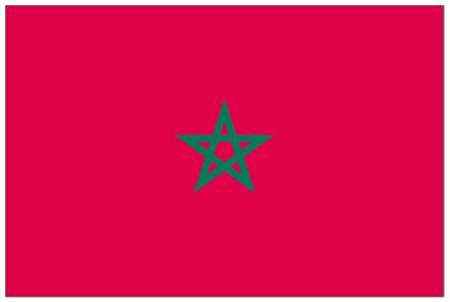 ธงชาติโมร็อกโก