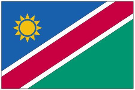 ธงชาตินามิเบีย