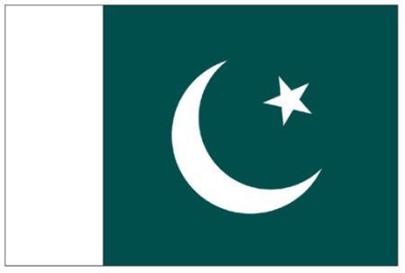 ธงชาติปากีสถาน