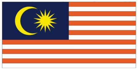 ธงชาติมาเลเซีย