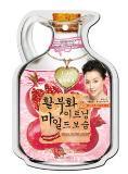 แผ่นมาร์คหน้า-Life han mei Pomegranate Face Mask