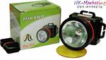 ไฟฉายคาดหน้าผาก MIRAN0-BIG 501 (1 LED)