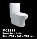โถสุขภัณฑ์(MC2211)