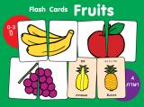 บัตรคำศัพท์ต่อภาพ ผลไม้