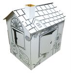 บ้านกระดาษแสนสนุก /FUNNY PAPER HOUSE
