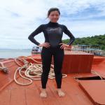 ชุดดำน้ำ Dawn Patrol Steamers Women Wetsuit
