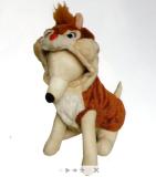ชุดแฟนซีสุนัข เสื้อหัวสัตว์กระรอก รหัส-SFAc001