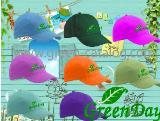 บริการผลิตหมวกแก๊ปสีล้วนGDC002