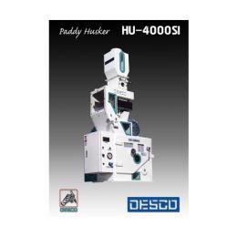 เครื่องกะเทาะข้าวเปลือก HUSKER รุ่น HU-4000SI