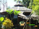 บ้านน็อคดาวน์ ซุ้มไม้ บ้านเรือนไทย 003