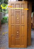 ประตูไม้สัก บานเดี่ยว 02