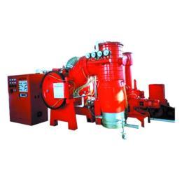 high-temperature vacuum inductive sintering furnac