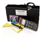 เครื่องวัดอุณหภูมิแบบมือถือ Taylor 9815