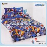 ผ้าปูที่นอน Doraemon DM 41