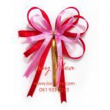 ริบบิ้นของขวัญ ผีเสื้อ Rose