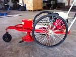 รถตัดหญ้า 3 ล้อจักรยาน HONDA GX160 ขนาด 5.5 แรงม้า