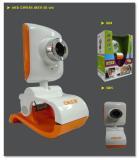 กล้องเว็บแคม P000125 Webcam OKER OE-210 5M Pixels