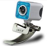กล้องเว็บแคม WEBCAM OKER OE-193(16M PIXELS)