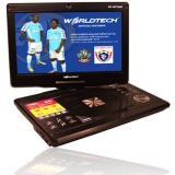 เครื่องเล่นดีวีดีแบบพกพา WT-PDT1239T