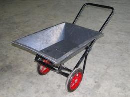 รถเข็นปูนกระบะพลาสติก (WB001)