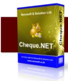 โปรแกรมพิมพ์เช็ค Nanosoft Cheque.NET