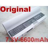 แบตเตอรี่ Asus AL23-901 EEE PC 901 1000 1000H 1200 W