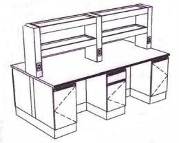 โต๊ะปฏิบัติการกลาง