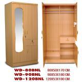 ตู้เสื้อผ้า WD-80 BNL