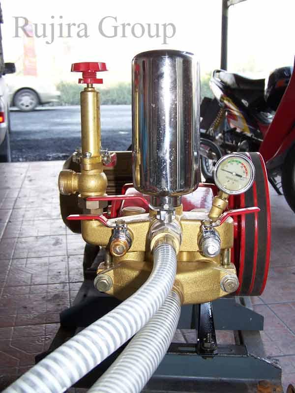 ปั๊มฉีดน้ำ 3 สูบ เอนกประสงค์ WS-100 (000830)