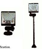 โคมไฟสปอร์ตไลท์ VTFL 5300