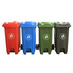 ถังขยะพลาสติก 120 ลิตร 003769